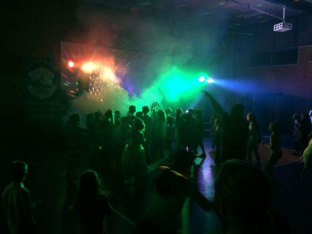 Disco & Family Fun Night
